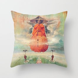 Gameplan (Banks of Eden) Throw Pillow