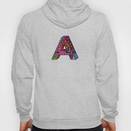 Letter A Hoody