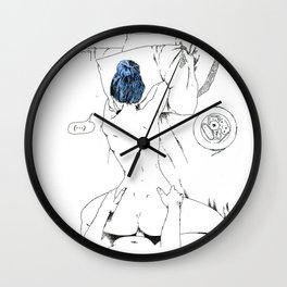 lovely breakfast Wall Clock
