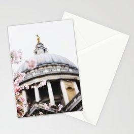 London, England 94 Stationery Cards