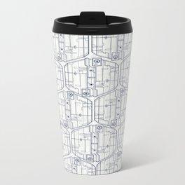 Abstract pattern 4 Travel Mug