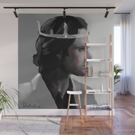Boy King of Hell Wall Mural