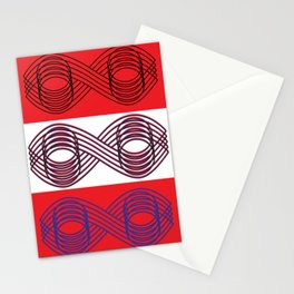 Infinite Vision Geometric Stationery Cards