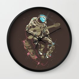 Lonely Man Wall Clock