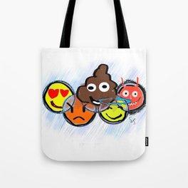 EmoninJa Tote Bag