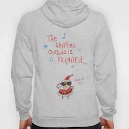 XMAS DEAL WITH IT ! Hoody