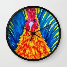 Cockadoodledoo Wall Clock