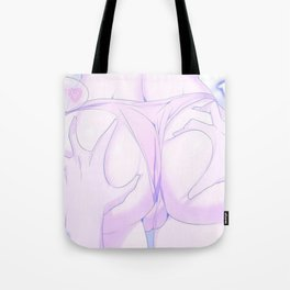 Sexy anime aesthetic - what a bummer Tote Bag