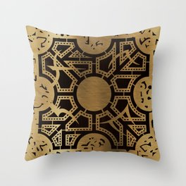 Lament Configuration Side D Throw Pillow