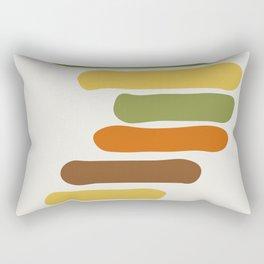 Abstract No.6 Tornado Rectangular Pillow