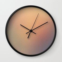 Abstract noise 1 Wall Clock