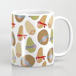 Ninja Boobs Coffee Mug