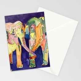Elephant Love Stationery Cards