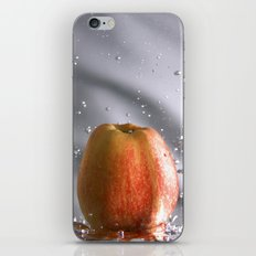 Apple splash iPhone & iPod Skin