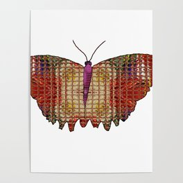 Butterfly two Poster