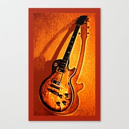 Rolling In The Sun Canvas Print