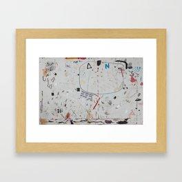 House poor Framed Art Print