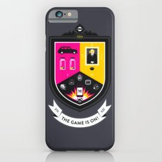 The Game is On! - grey version iPhone 6s Slim Case