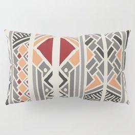 Tribal ethnic geometric pattern 034 Pillow Sham