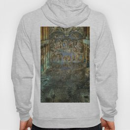 Apocalyptic Vision of the Sistine Chapel Rome 2020 Hoody