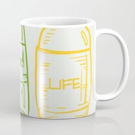 Enjoy Your Life Coffee Mug