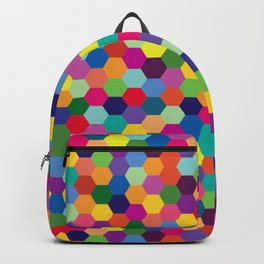 Geometric Pattern #3 Backpack