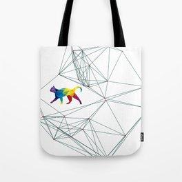 Cats Universe Tote Bag