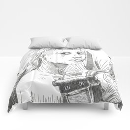 Mother & Child Comforters
