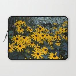 Black Eyed Susans in Bloom Laptop Sleeve