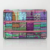 fabric iPad Cases featuring FABRIC by Louisa Rogers