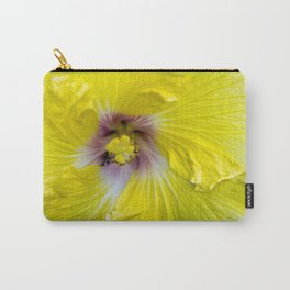 Yellow Hibiscus 17 5799 Carry-All Pouch
