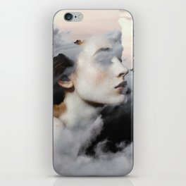 Among The Clouds iPhone Skin