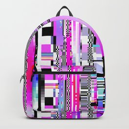 Glitch Ver.3 Backpack