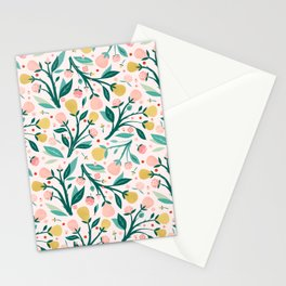 Pear Tree Stationery Cards