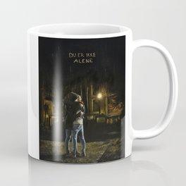 Du er ikke alene Coffee Mug