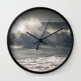 Seascape 3 Wall Clock