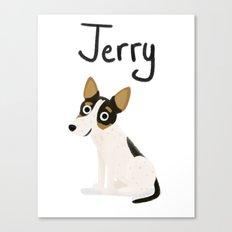 Custom Cute Dog Illustration -