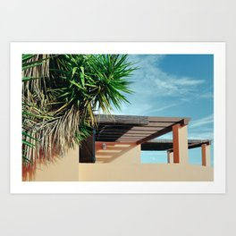 Portugal. Vacation View Art Print