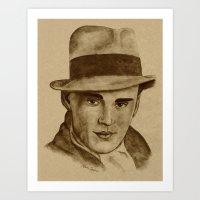 1930's Man Art Print