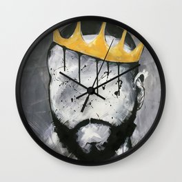 Naturally King Wall Clock
