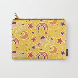 """""""Take a Leap"""" Pegasus Print by Mellie Test Carry-All Pouch"""