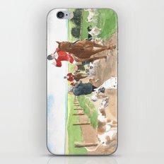 Foxhunt 3 iPhone Skin