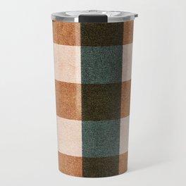 ABSTRACT ALPHABET / Decorative I Travel Mug