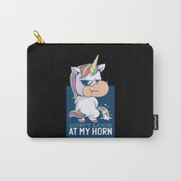 Funny Unicorn Gift Unicorns Carry-All Pouch