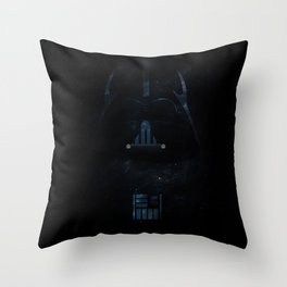 DARTH VADER - Celebrating 30 years of The Empire Strikes Back Throw Pillow