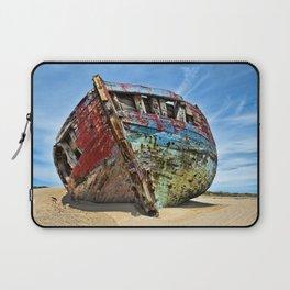 Wreck Laptop Sleeve