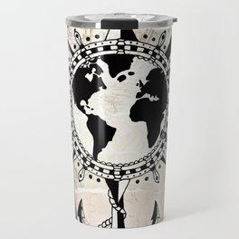 By Land, Sea, or Air Travel Mug