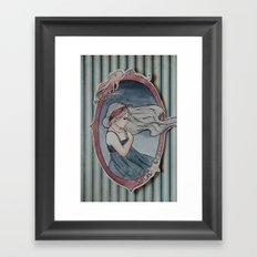 Brandy Framed Art Print
