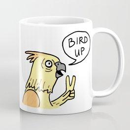 Bird Up Coffee Mug
