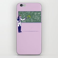 Unicorn Field Theory iPhone & iPod Skin